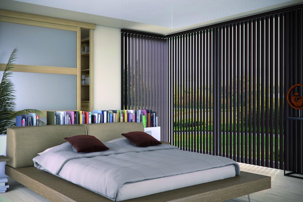stores bandes verticales afc automatisations. Black Bedroom Furniture Sets. Home Design Ideas